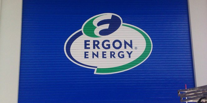 Ergon Energy Corporate Signage